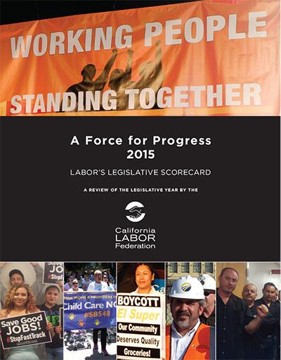 Force For Progress 2015