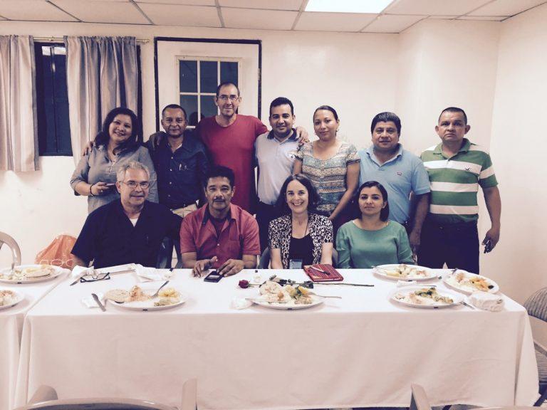 Juntos en la Lucha — Local 1245 Welcomes Union Leaders from El