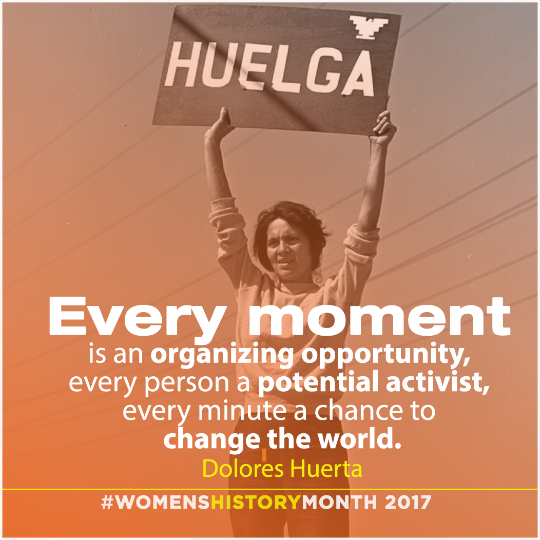 A Day Without A Woman: A Chance to Change the World