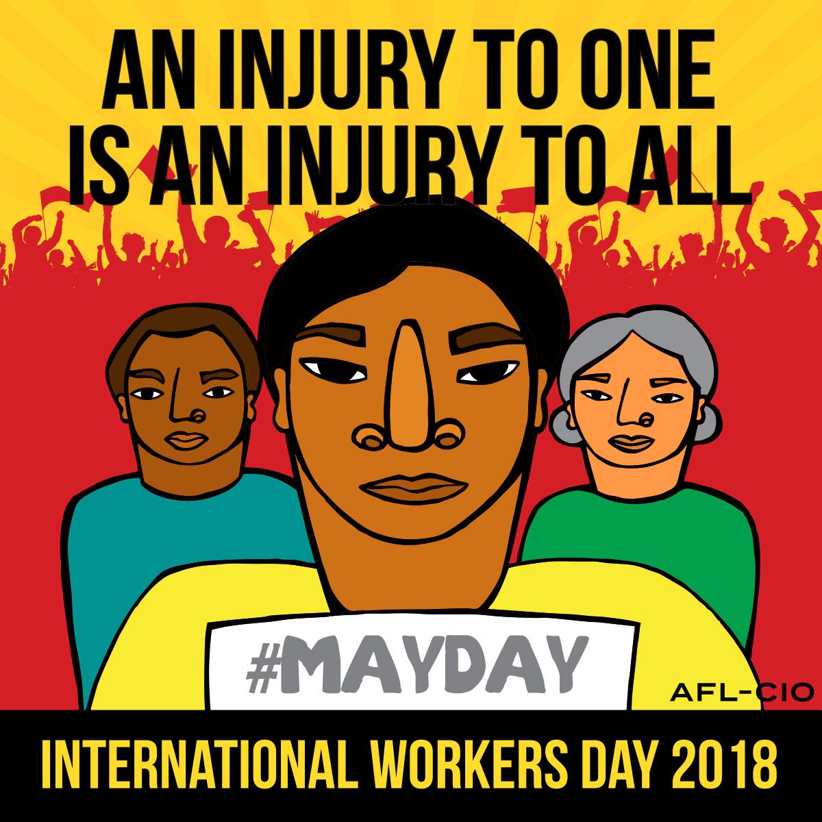May Day 2018 – California Labor Federation