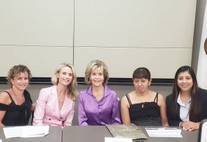 All-Star Panel Featuring Jane Fonda Pushes to End Forced